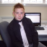 Luke Stamps Business Administration Apprenticeship