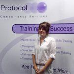 Laura Jackson Business Administrator Apprenticeship Applicant