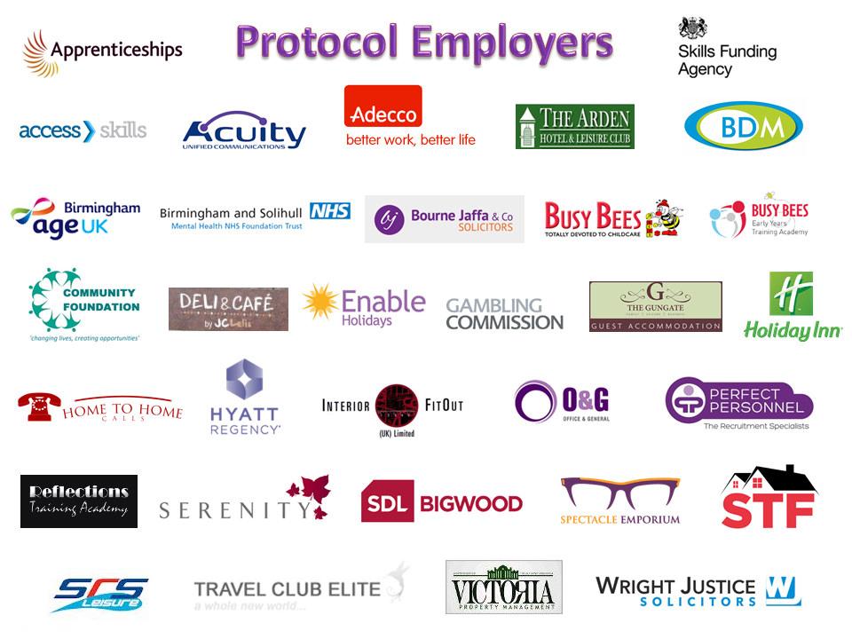 protocol employer testimonials
